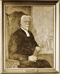 Founding Pastor Henning Jacobson